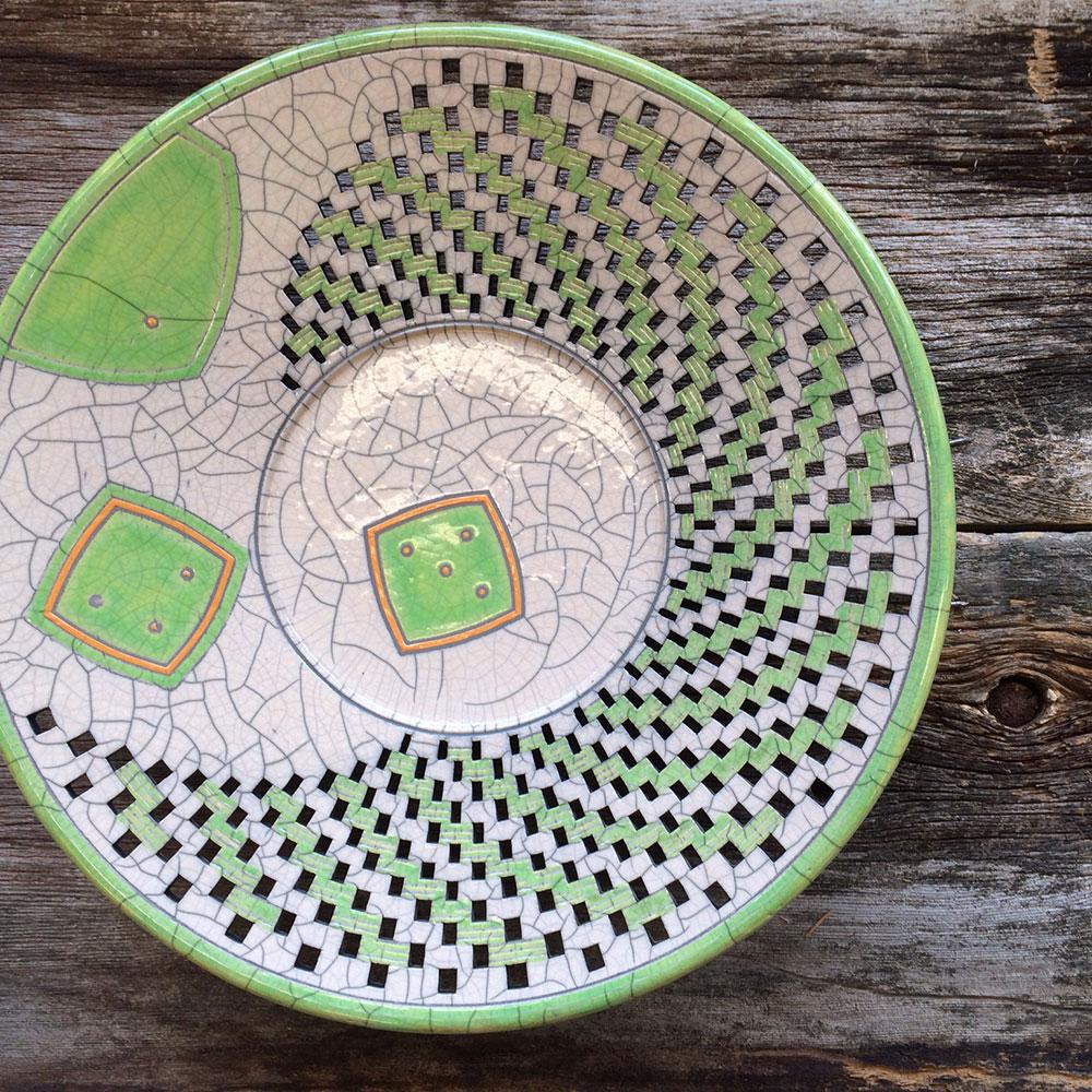 Alluvial Fan by Eric L. Stearns